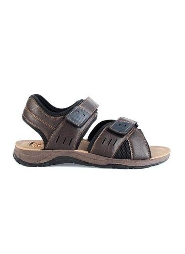 Gezer Spor Sandalet Kahve